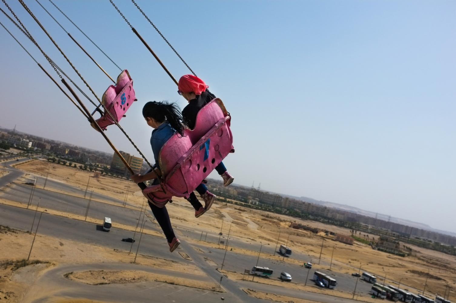 Dreampark - Cairo's desert amusement park