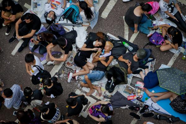 Hong Kong's Umbrella Revolution