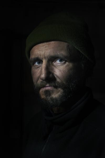 Portraits Under Fire
