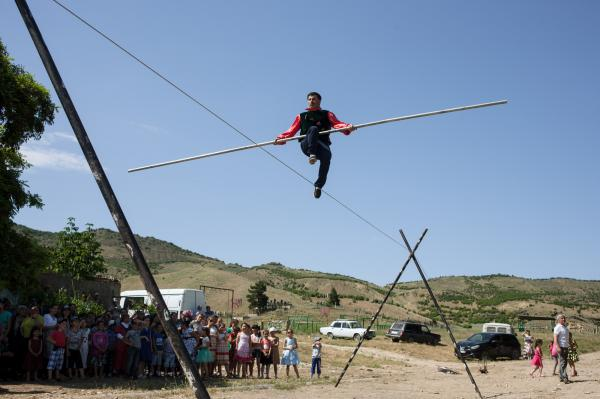 The Last Dagestanese Tightrope Walkers