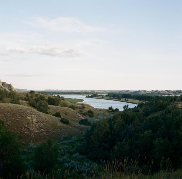 A view of the Missouri River near Fort Peck Indian reservation in Northeastern Montana. It is not just Native american women who are vulnerable, Clair Fourstar, of Fort Peck Indian Reservation went missing on June 27th, 2019 south of Wolf Point. His body was recovered from the Missouri River on July 5th, 2019. The family suspects foul play.