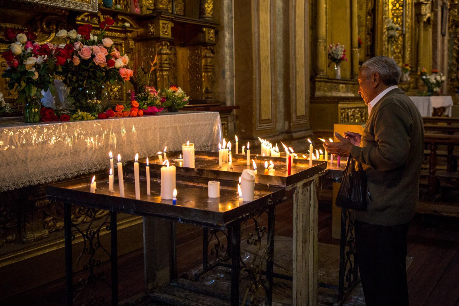 Quito: Iglesia del Sagrario, 2019.