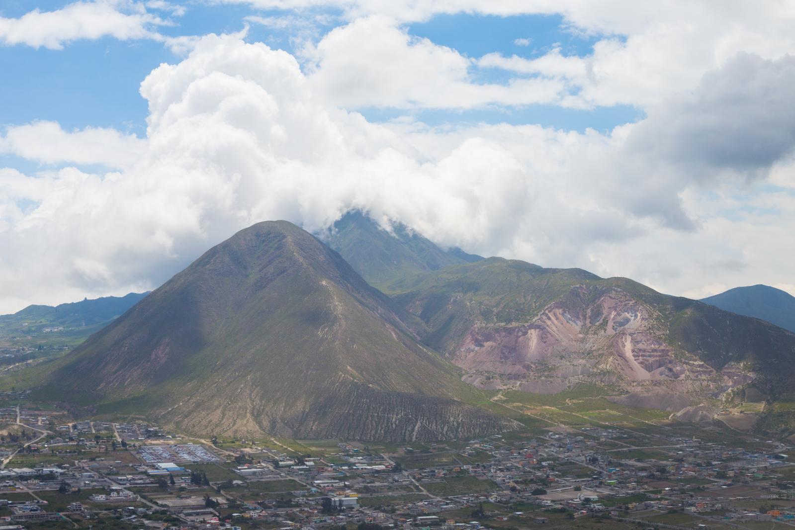 Quito: La mitad del mundo, 2019.