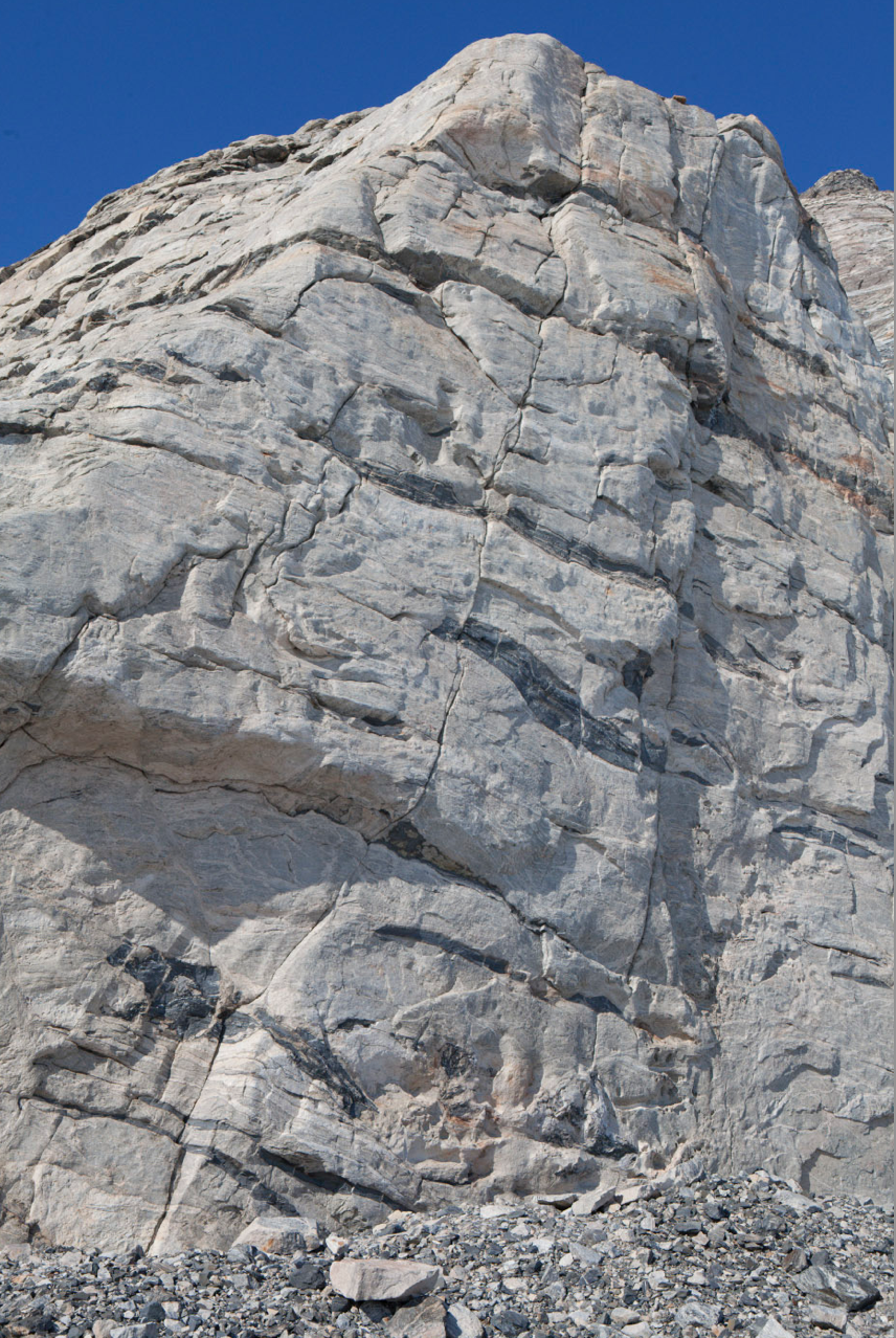 Very beautiful crack climbs that no one will ever do.