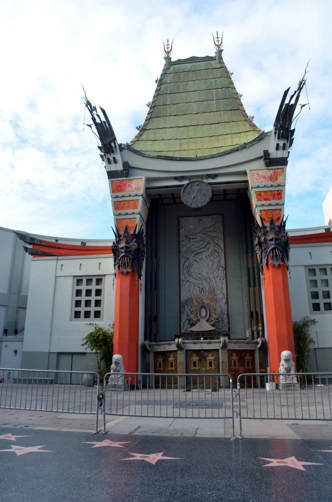 Photography image - Loading Grauman_s_Theater_in_Hollywood_closed.jpg