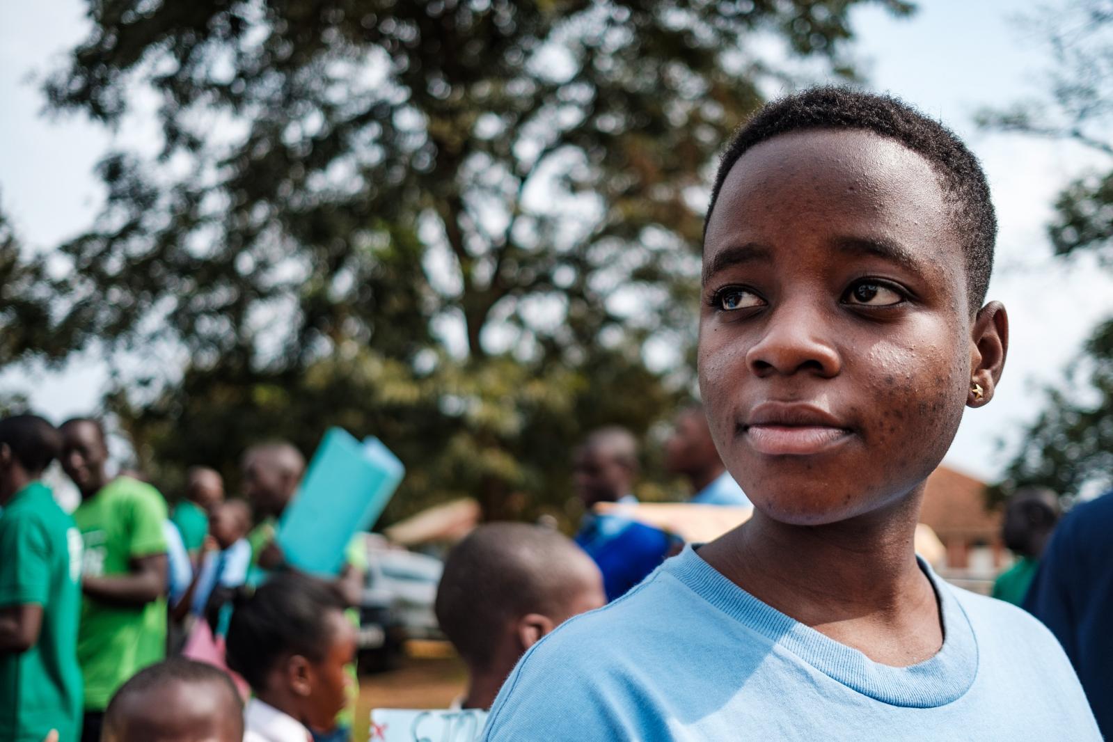 Photography image - Loading NYTCLIMATESTRIKE_Uganda_LeahNamugerwa-4.jpg