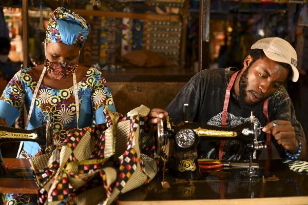 Rwanda's Markets Brace for COVID-19