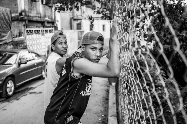 Angelo and Alejandro-Venezuela, 2018