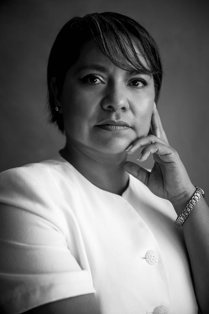 PhD. Maribel Tello for Anahuac.