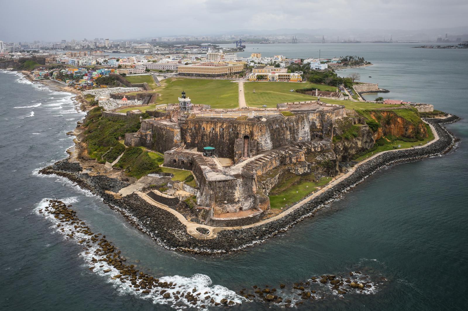 EL Morro, San Juan Puerto Rico.