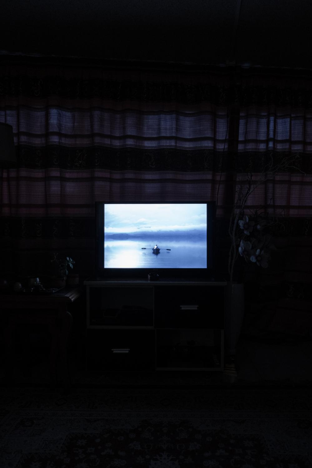 During the quarantine period, I chose to watch the film to forget over time. In the past, I used to watch movies with my friends or family, and that often made me remember my problems and loneliness.