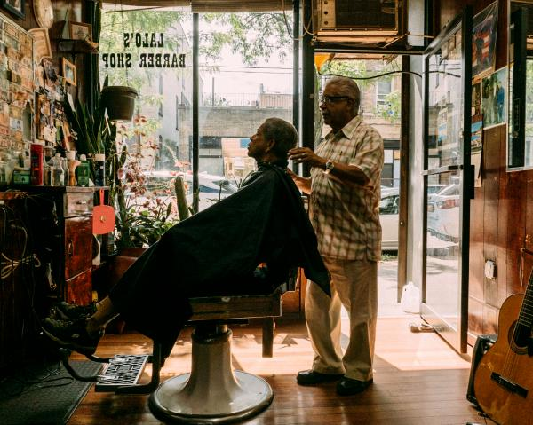 The Little Barbershop on Suydam