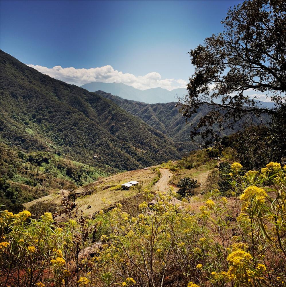 Rincon de Chautla in Guerrero state, Mexico