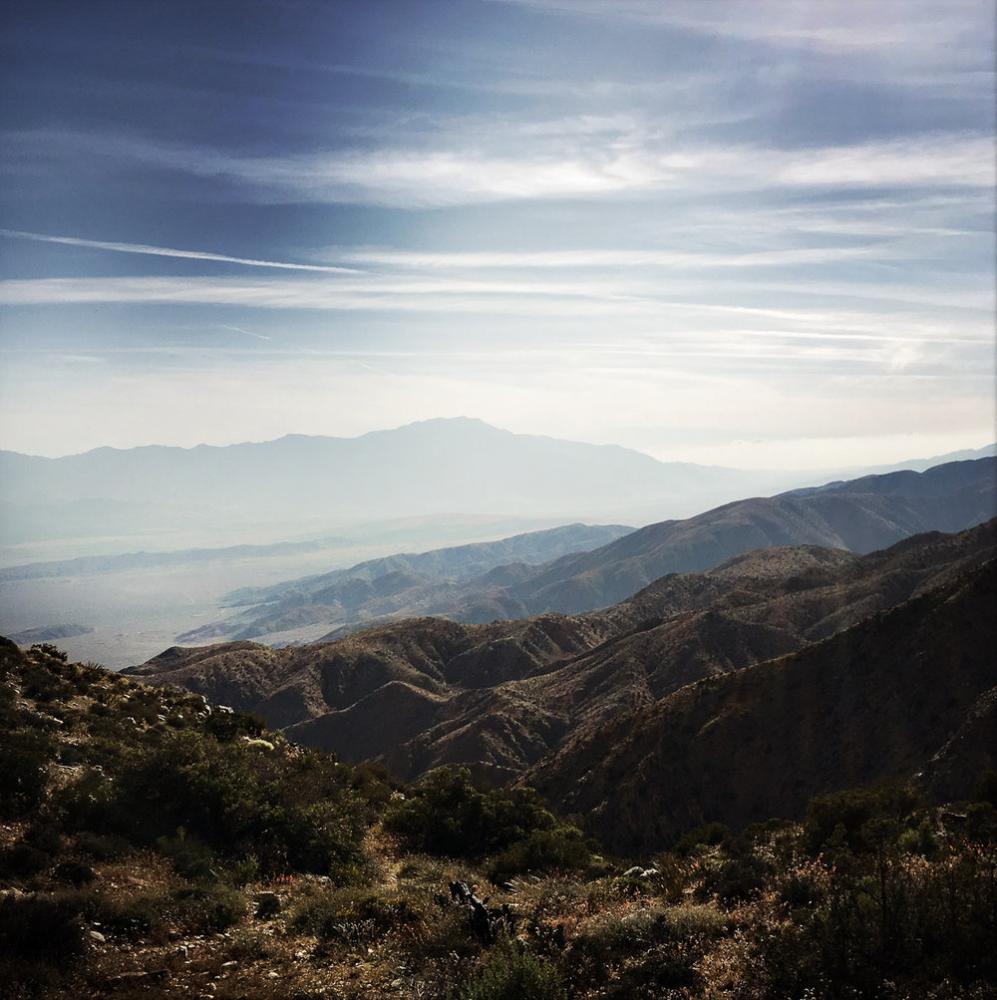 Keys View - Joshua Tree, California