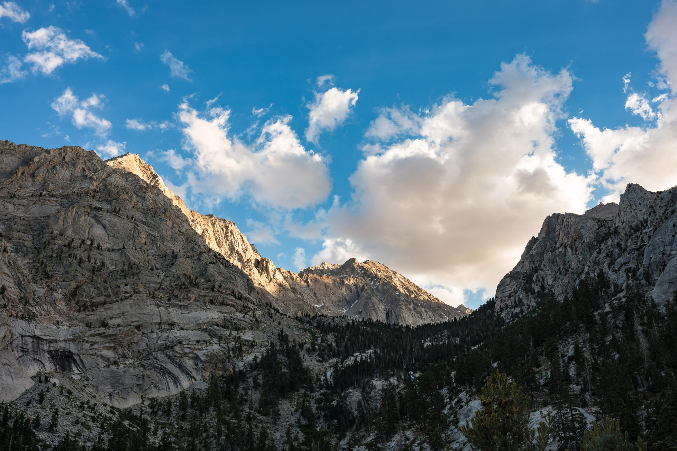 5.The Tioga pass, Yosmite. July 2018