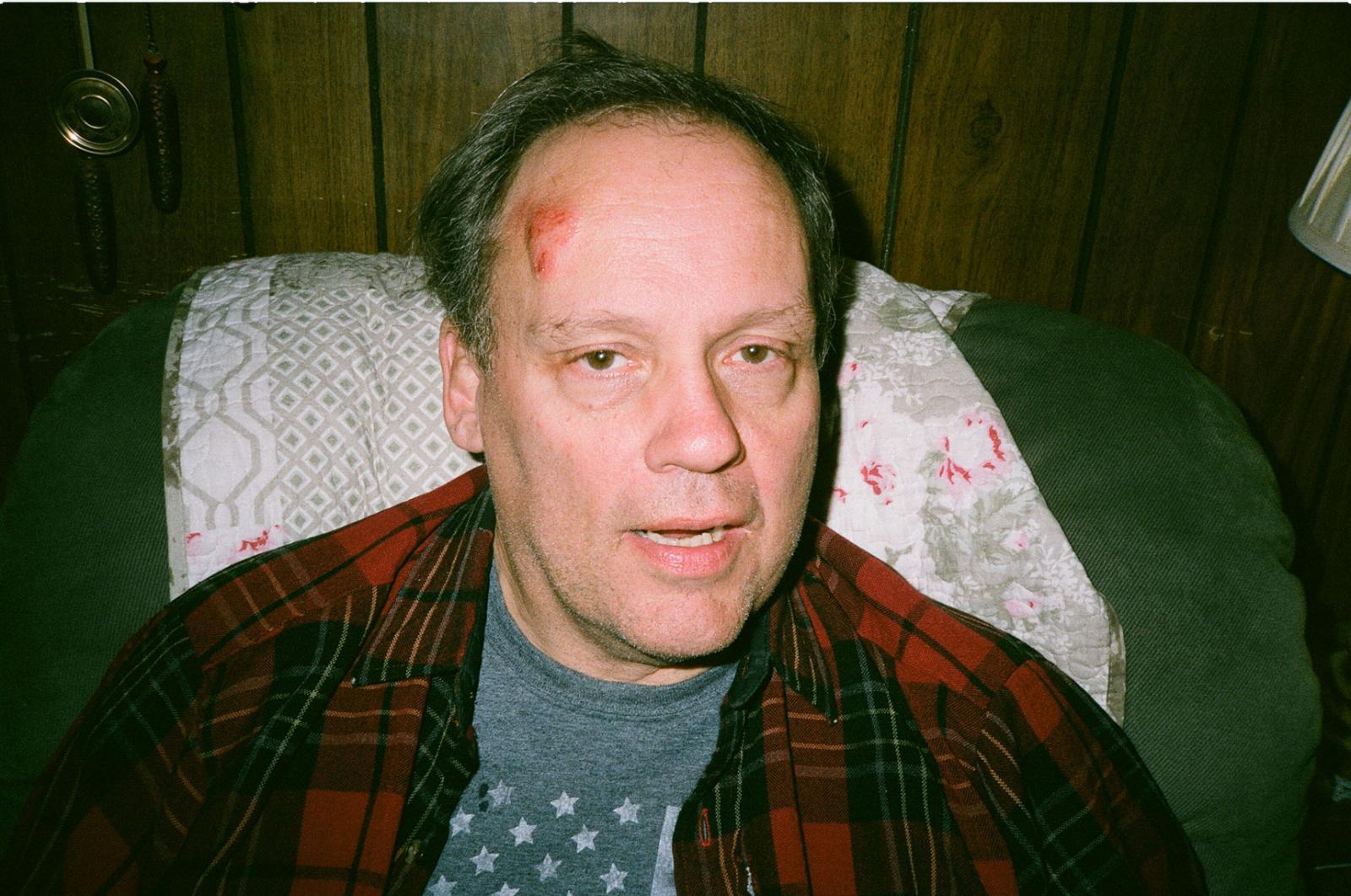 Injured, Christmas Eve, 2019