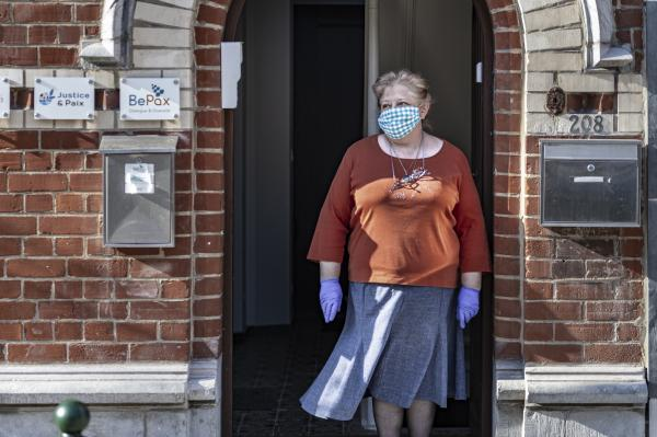 Brussels in Quarantine