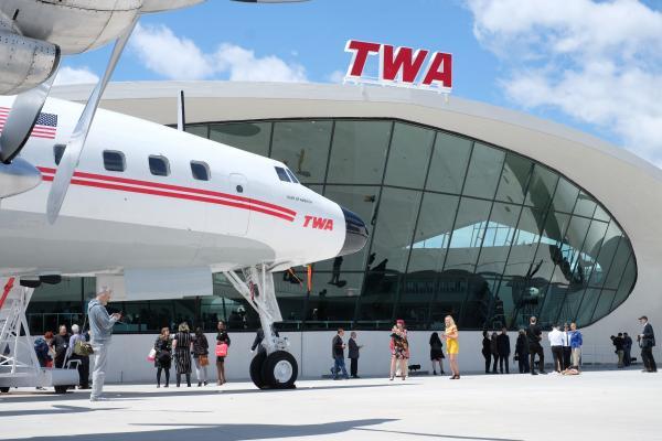Opening Day, TWA Hotel, JFK International Airport