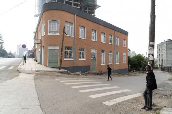Addis Ababa LockDown