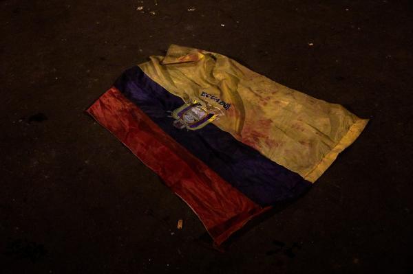 Ecuador: national strike