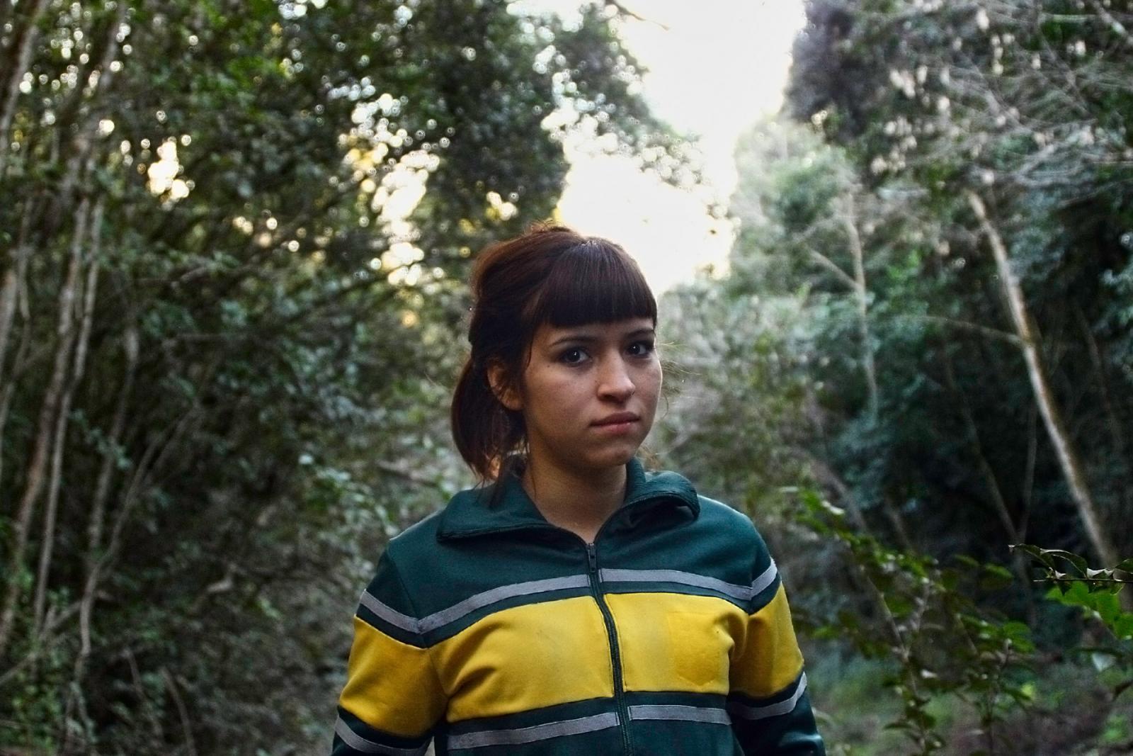María Rueda.