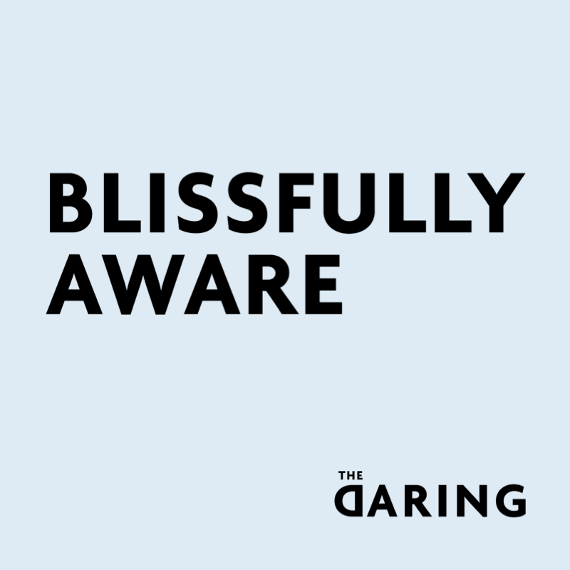 Photography image - Loading Blissfully_Aware_Cover.png