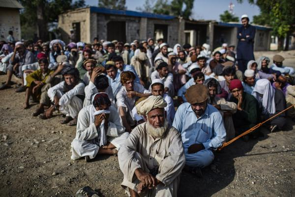 In Shift, Pakistanis Fleeing War Flow Into Beleaguered Afghanistan