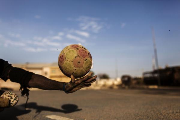 Football without barriers in North Nigeria