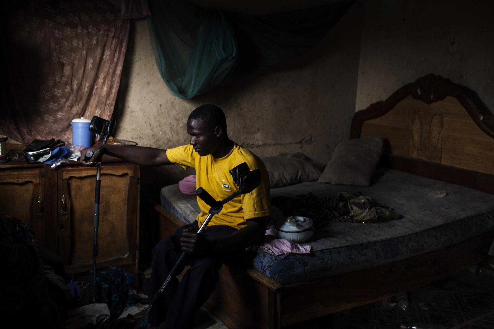 Photography image - Loading parasoccer-Nigeria-002.jpg