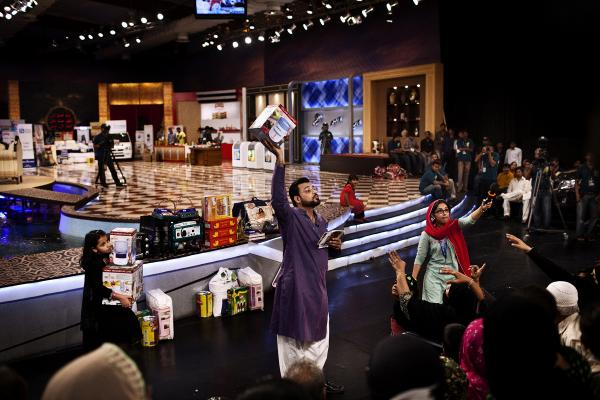 A Superstar Televangelist in Pakistan