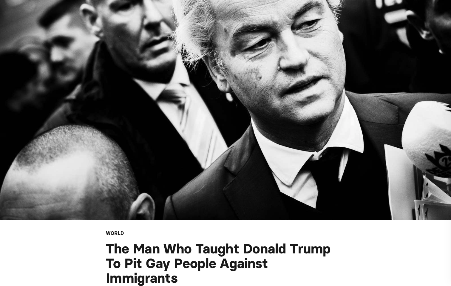 ​ https://www.buzzfeednews.com/article/lesterfeder/geert-wilders-the-netherlands ​​​