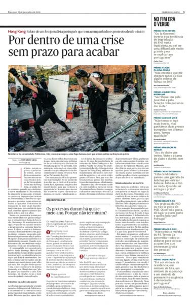 Expresso, November 2019