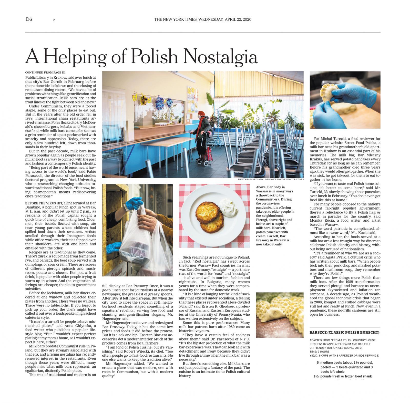 Photography image - Loading nytimes_polish_milk_bars_anna_liminowicz_003.jpg