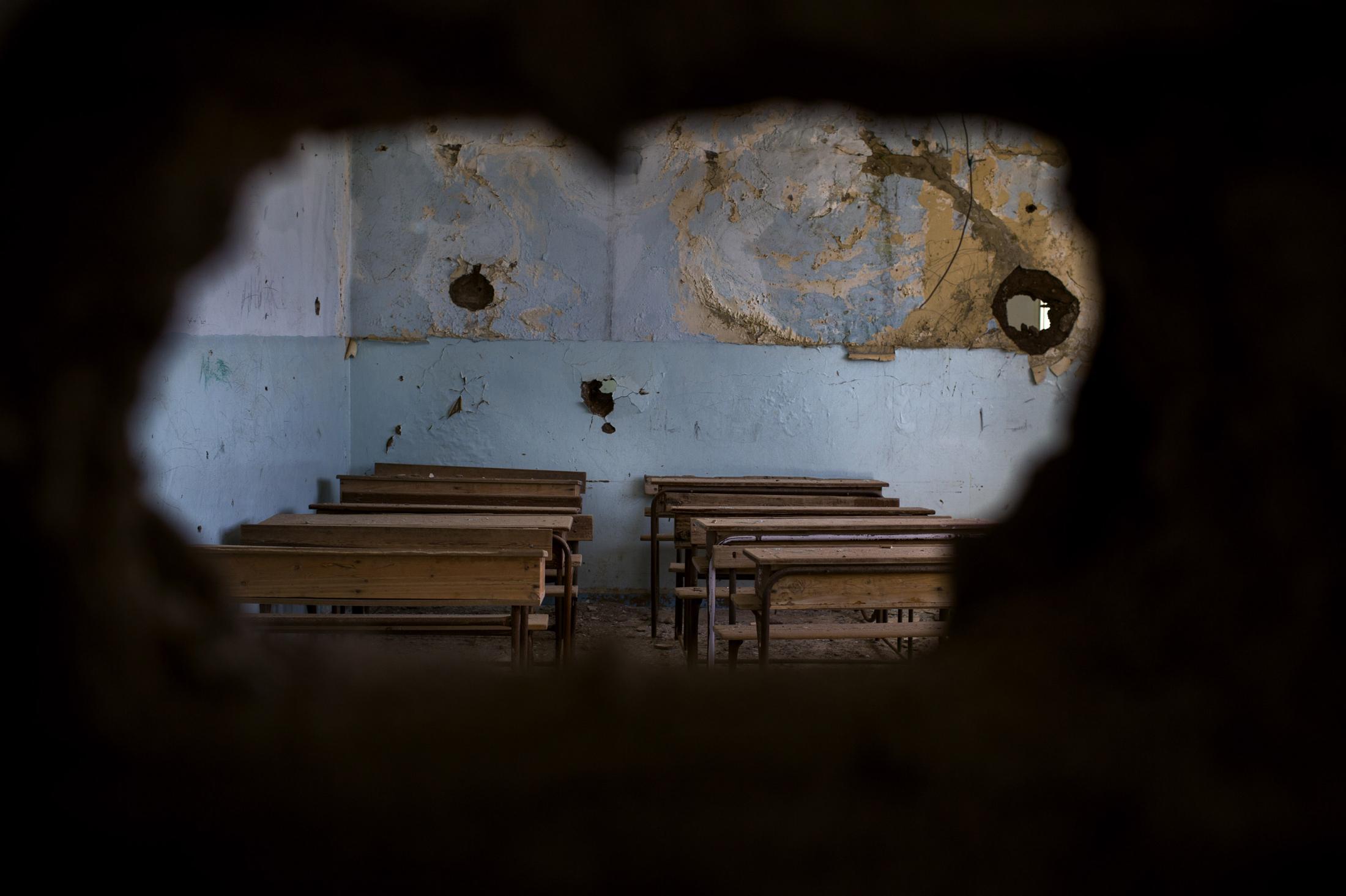 BLUE Education, Syria. 2016