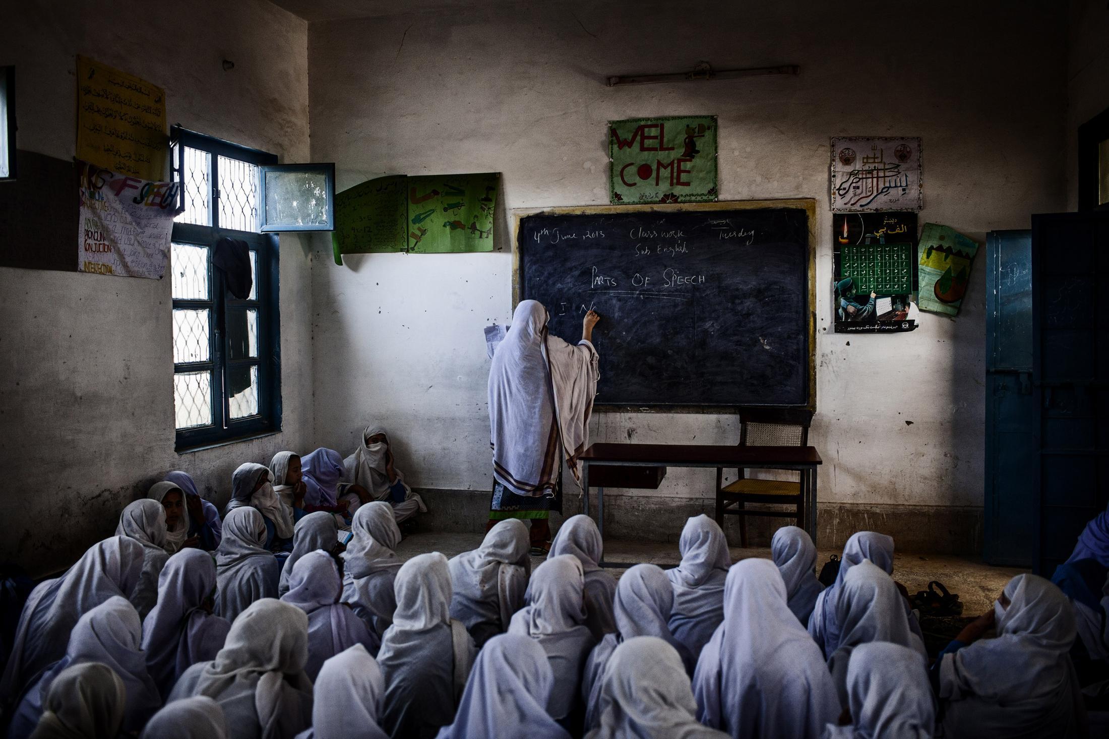 Hijacked Education, Pakistan 2013