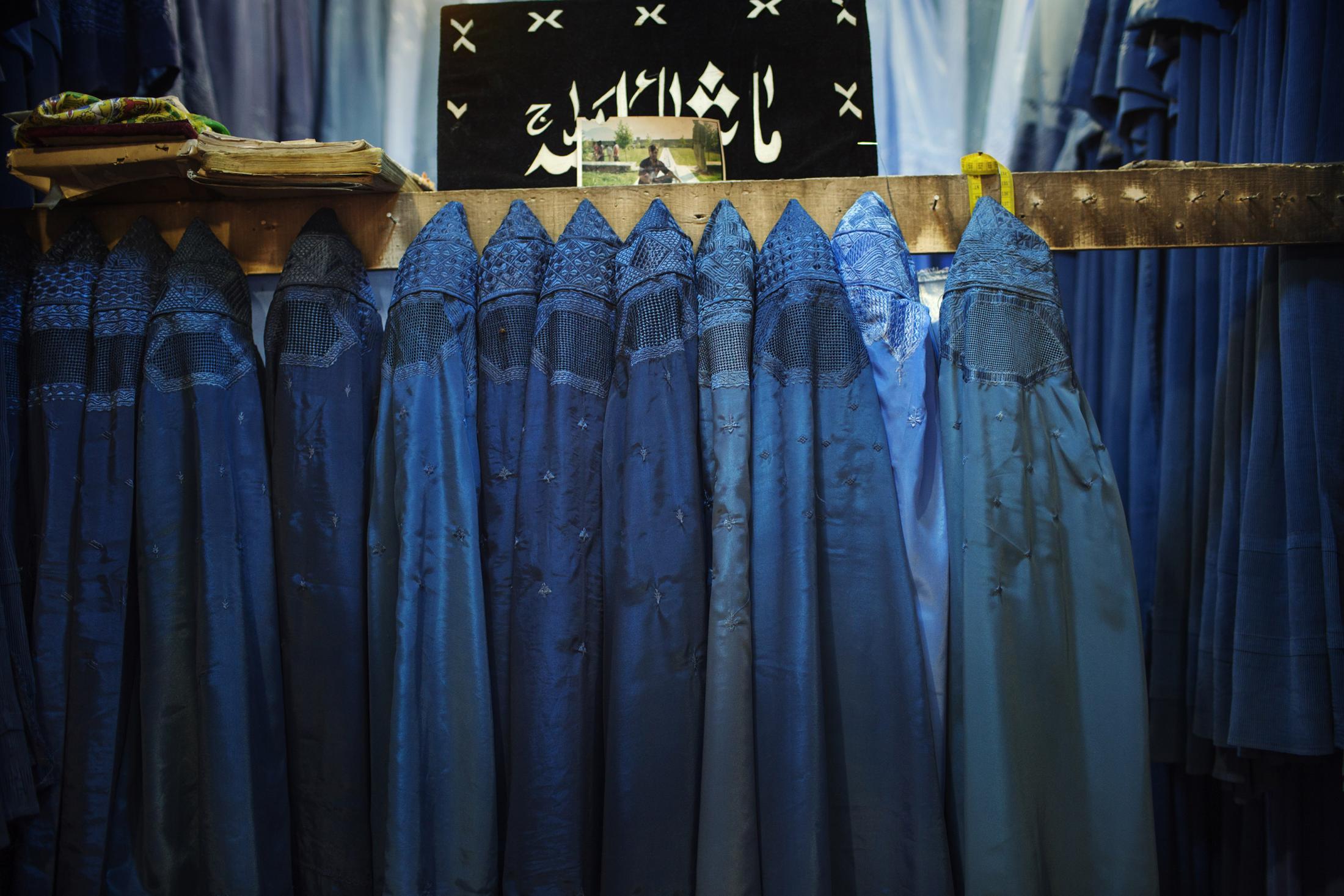 BLUE, Afghanistan 2014.