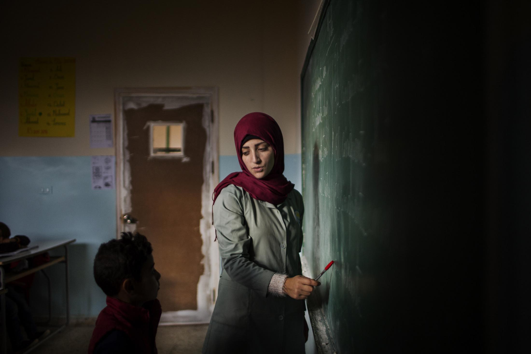 Hijacked Education, Lebanon 2017.