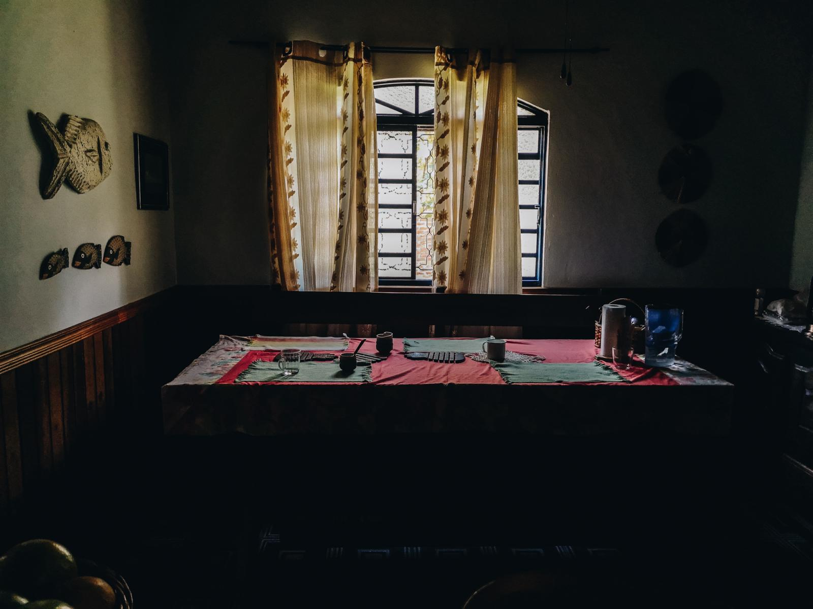 The empty kitchen of our house on the 4th day of the official lockdown in the city. Since day one, I've been work more like a farmer and forcing myself to keep a visual diary. Photography helps me look at my routine, observe my daily life, even admire the small things of my life.