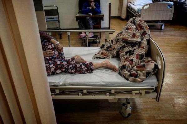 Covid-19. Nurse home life goes far beyond the pandemic