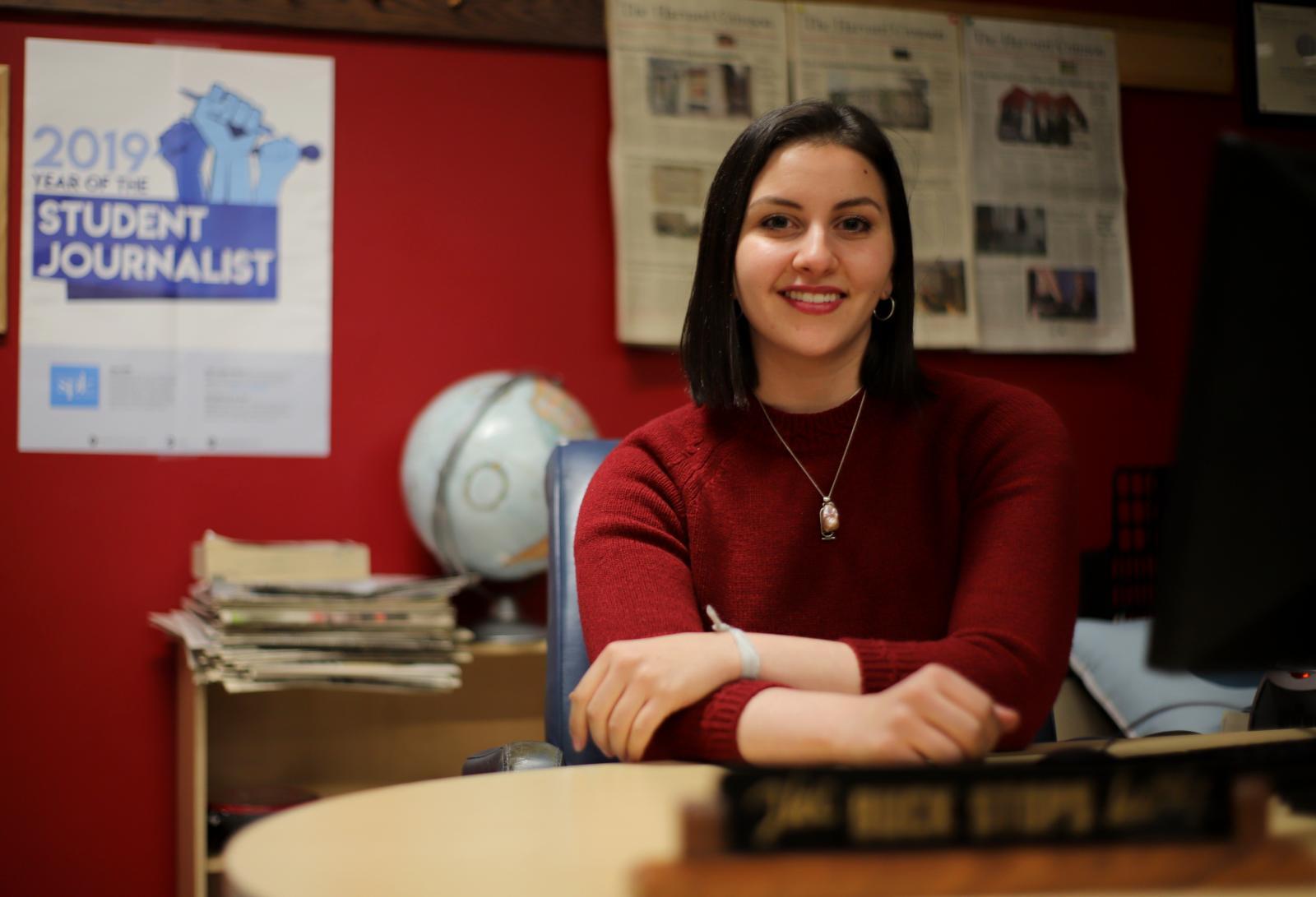 Shera S. Avi-Yonah for the Harvard Crimson