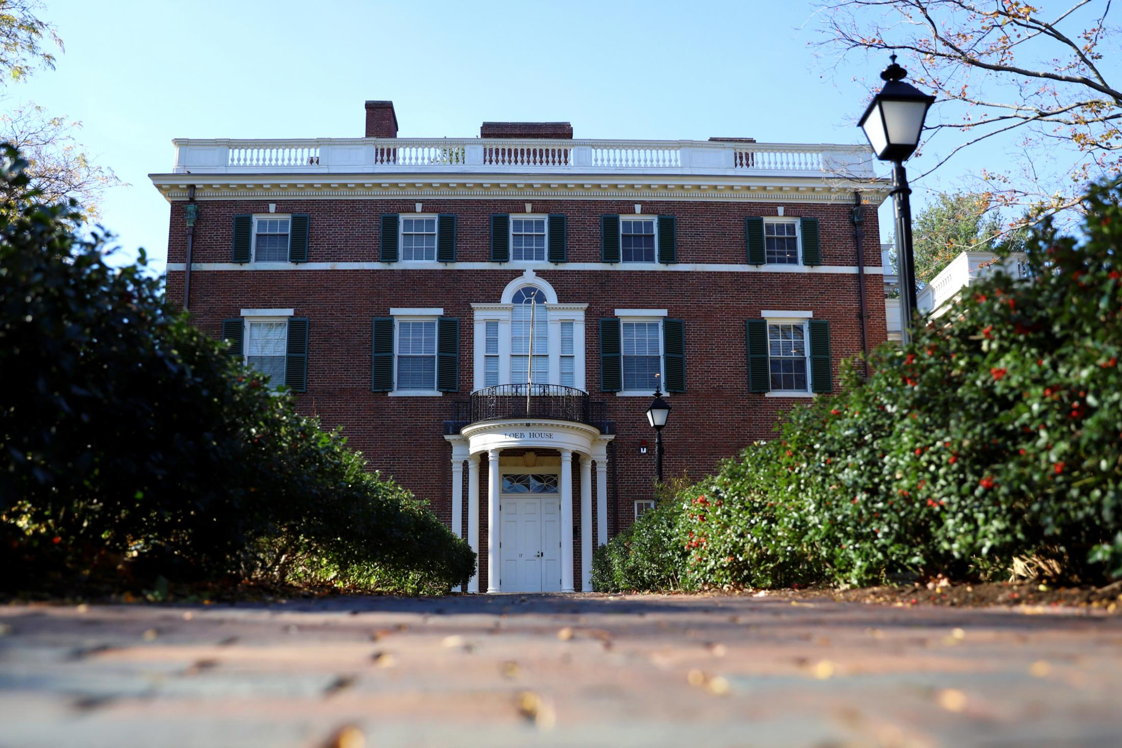 Loeb House is the home of Harvard's Governing Boards and their administrative offices.