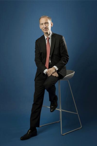 Nicolas Baverez, essayist and lawyer for Les Echos