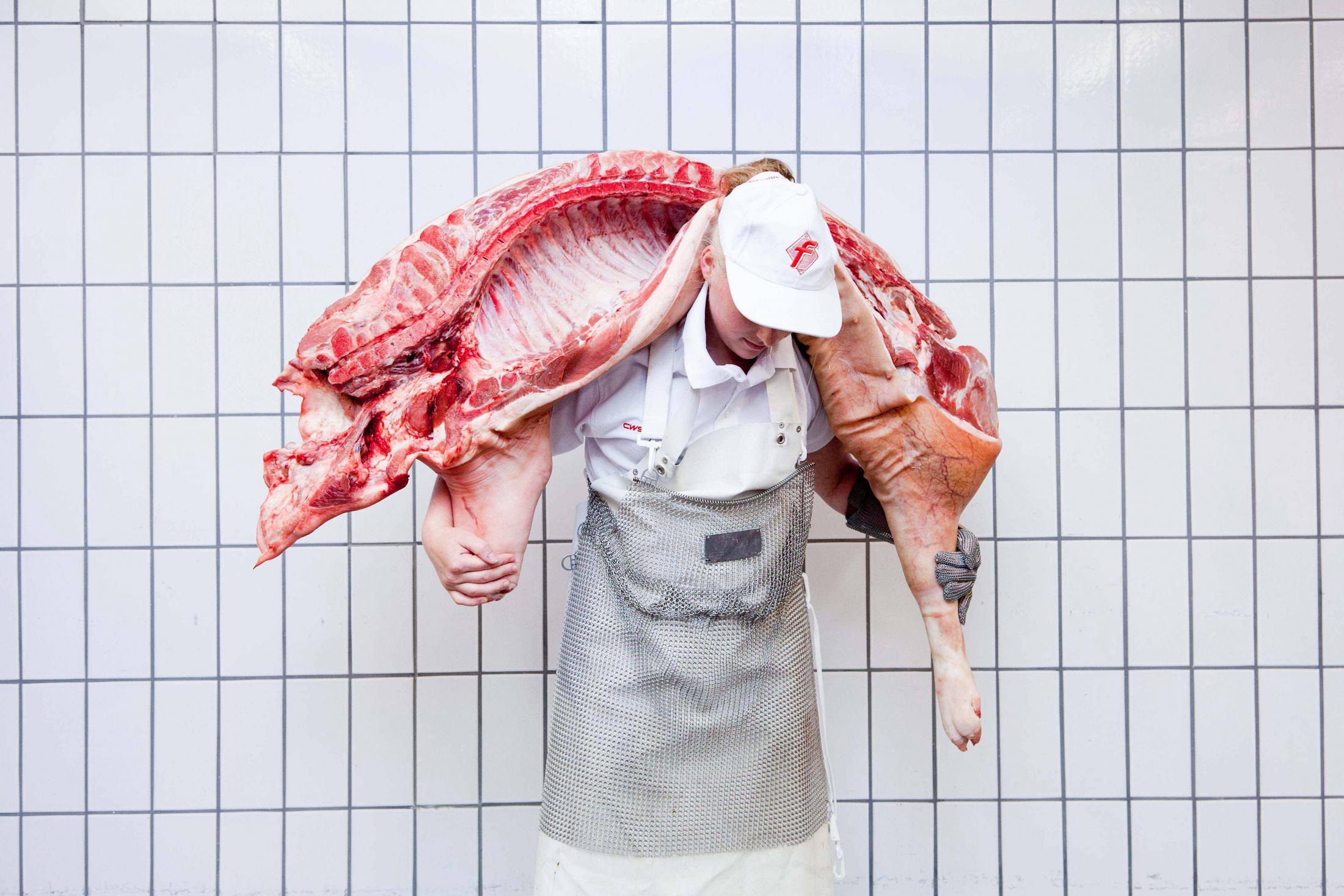 Ulrike. Berlin, Germany | The Butcheress (2017)