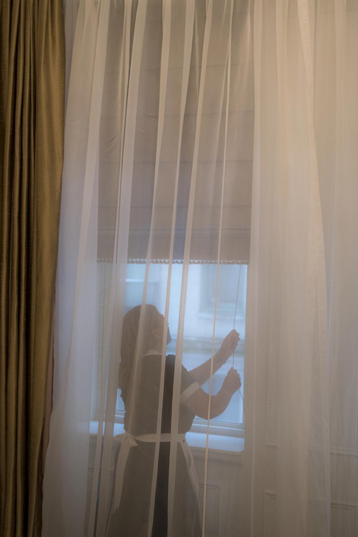 Room Attendant Isabel Ferreira.