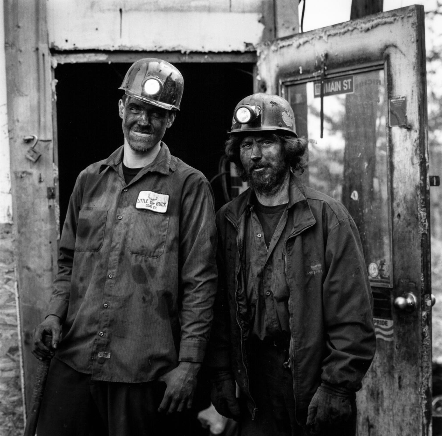End of Shift, old Little Buck Mine