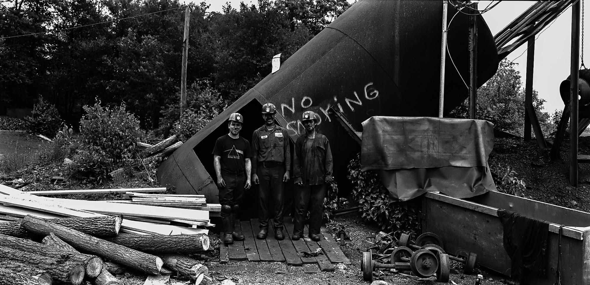 Underground Crew, Little Buck Mine