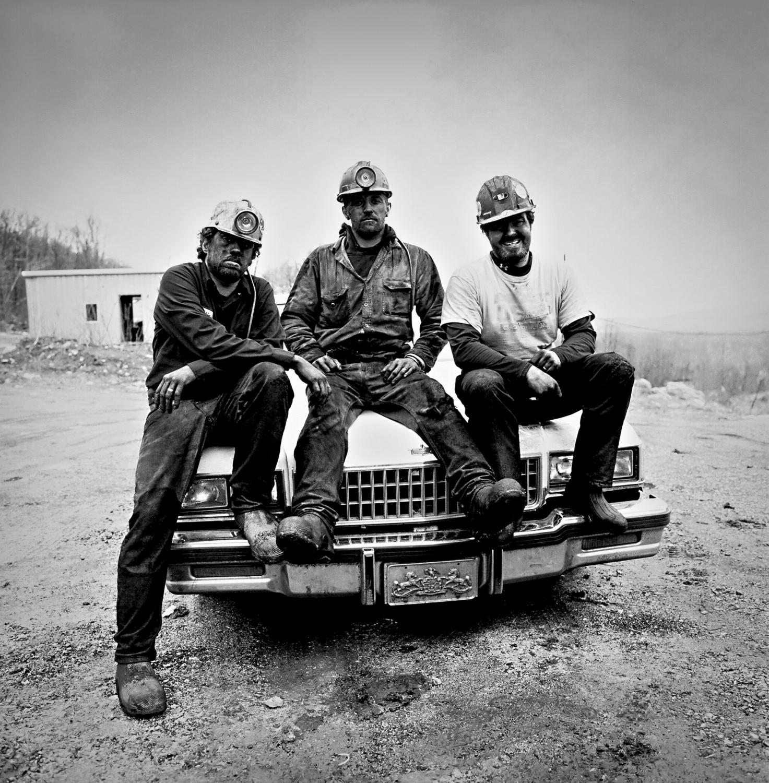 Justin, Bob, and Matt at Shingara Mine