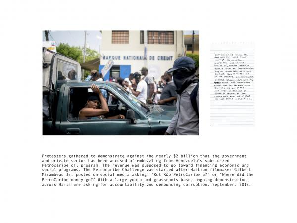The Fallout of the Petrocaribe Scandal in Haiti
