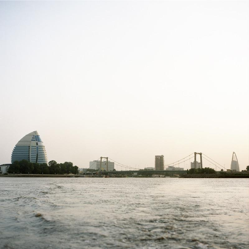 Art and Documentary Photography - Loading Chandler-View-of-Khartoum-from-the-river-Nile-800-sq.jpg