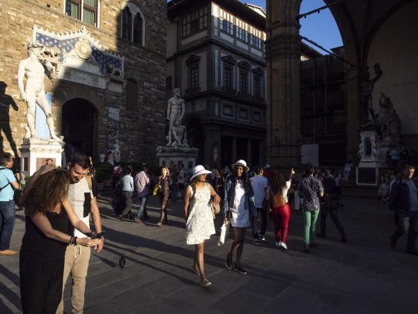 Florence:re-think mass tourism on Covid-19 time